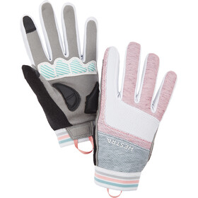 Hestra Bike Guard Long Finger Gloves light rose